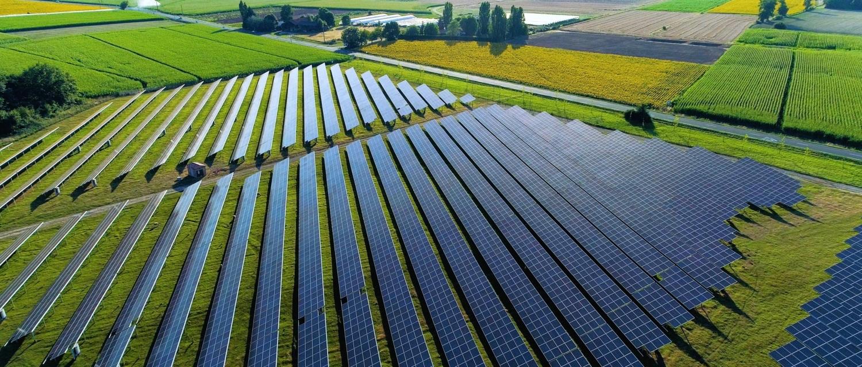 Solar energy power plant
